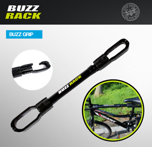 Buzz Rack Grip Bike Frame Bar Adapter Deluxe For Hang On Type Bicycle