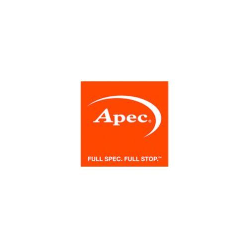 Genuine APEC DELANTERO VENTILADOS Disco De Freno /& Pad direccional Set-DSK2278 y PAD1234