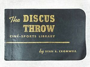 1939-Cine-Sports-034-The-Discus-Throw-034-by-Dean-Cromwell-Flip-Book