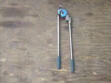 Swagelok Ms Htb 12m 12mm X 38mm Radius Manual Tubing Bender