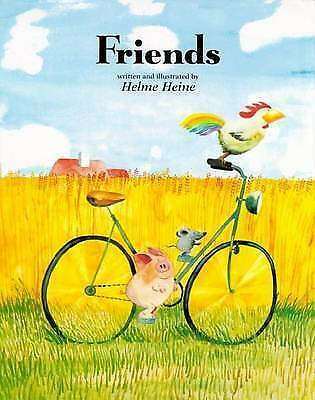 Friends, Very Good Books