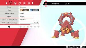 Pokemon-Schwert-amp-Schild-Volcanion-6iv-Max-EVS