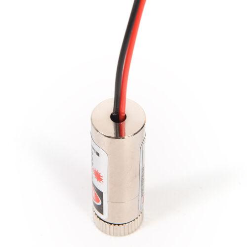 Croix-Rouge Laser/'Head MSN réglable focus de module 5mW 650nm laser focalisabLBB