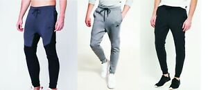 Nike-Tech-Fleece-Pants-Black-Grey-Black-Charcoal-Gym-Iconic-Joggers-All-Sizes