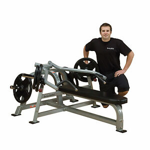 Body solid pro club lvbp leverage bench press ebay Leverage bench press