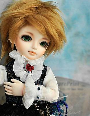 FD Camille FECTDOLL 1/6 YOSD little mini dollfie BJD FREE Eyes Face up Wig