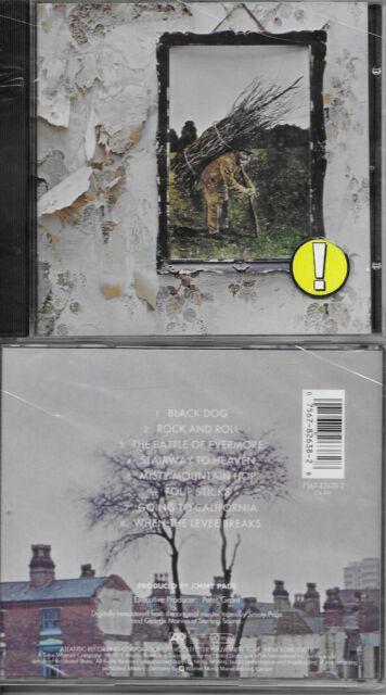 CD - LED Zeppelin: IV 4 Inkl Stairway To Heaven / Neu Packungen - Neu & Ovp