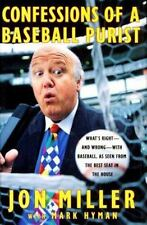 Confessions of a Baseball Purist: Whats Right and Wrong with Baseball-ExLibrary