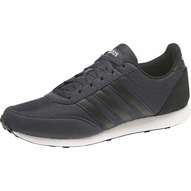 GEBRAUCHT ADIDAS V Racer 2.0 B75799 Herren Men Sneaker
