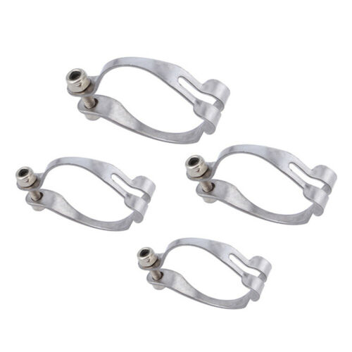 Bicycle  Bike Parts Brake Line Clamp Cable Clip Wire Fixed Ring Pipe Buckle