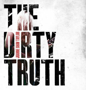 JOANNE-SHAW-TAYLOR-THE-DIRTY-TRUTH-JAPAN-CD-F30