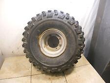 84 honda atc 200s 185 200 185s rear tire and wheel 4x130 bolt pattern
