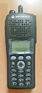 Motorola XTS2500 Model 3 UHF 380~470Mhz P25 FPP Radio -5A949A-F0178D-2
