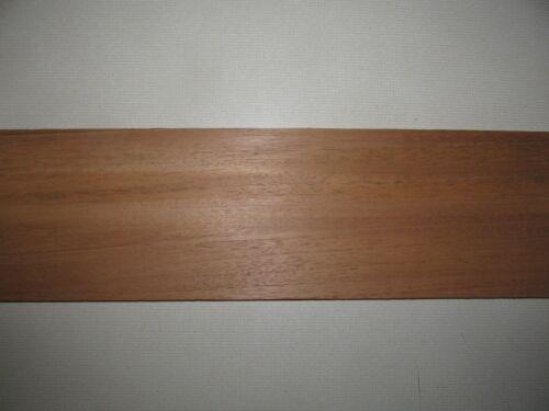 """Honduran Mahogany Lumber  ~ 1  at  2 /"""" X 14/"""" X 1//4/""""  ~  Planed 4 sides"""