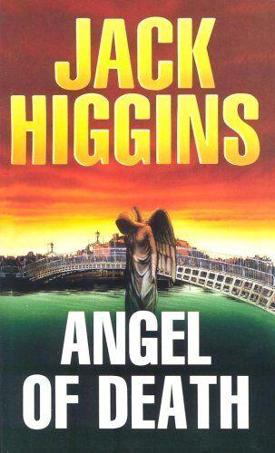 Angel of Death,Jack Higgins- 9780140273427