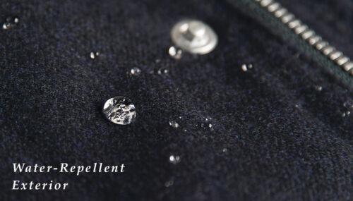 Waterbestendige Peter jas Tempest Navy Xxl Weather All Cashmere silk Sz Millar w1qf1ZST