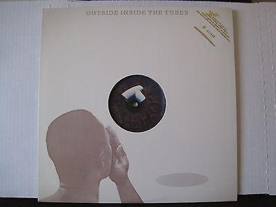 GLAM ROCK/ The Tubes - Outside Inside (LP)