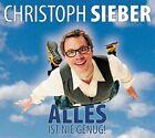 Alles ist nie genug von Christoph Sieber (2012)