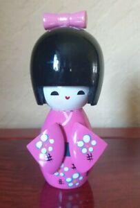 Kokeshi Doll Pink