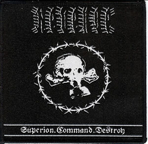 Revenge-Superion-Patch-Order-From-Chaos-Angelcorpse-Slayer-Black-Death-Metal