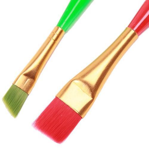 6pcs Kitchen Cake Icing Decorating Painting Brushes Fondant Sugarcraft Tool Pen