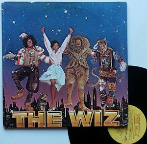 LP-33T-Various-Michael-Jackson-Diana-Ross-034-The-wiz-034-TB-EX