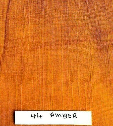 Rojos a los colores naranja 110 cm de ancho desde £ 1.30 Seda cruda.