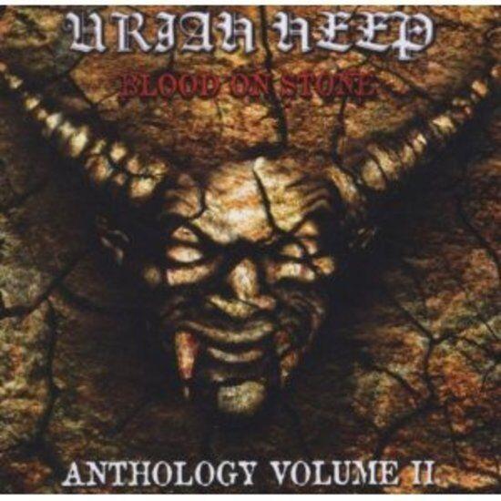 Uriah Heep - Blood on Stone Anthology Vol. 2 2CD NEU OVP