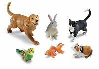 Learning Resources Jumbo Domestic Pets , New, Free Shipping on sale