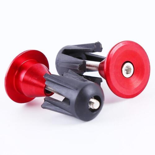 Road Bike Cycle Handlebar Bar Cap Grip Handle Plug Cover N3