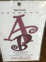 Embroideryarts- Teen Monogram Set For Embroidery Machines