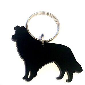 Border-Collie-Dog-Keyring-Bag-Charm-Gift