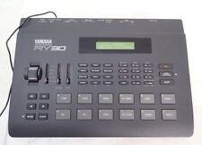 YAMAHA RY30 Rhythm Programmer Vintage Drum Machine w/Tracking F/S Body Only (3)