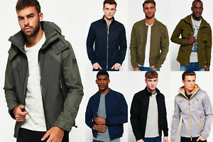 New-Mens-Superdry-Jackets-1-Selection-Various-Styles-amp-Colours-0301