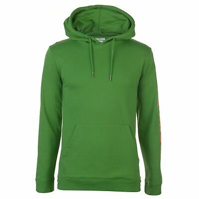 Airwalk Mens Logo Hoodie Oth Hoody Hooded Top Long Sleeve Kangaroo Pocket Design Professionale