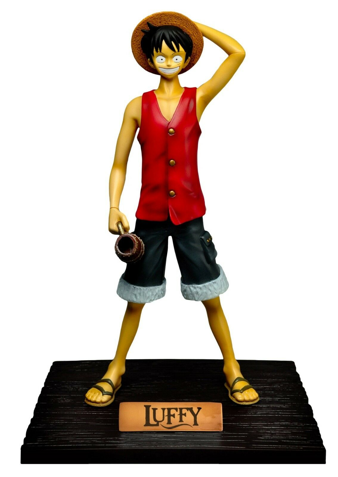 Statuette PVC Luffy - One Piece - 30 cm - High Dream