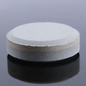 Round-Blade-Stone-Hone-Whetstone-Blade-Sharpening-Sharpener-Diamond-Grit-Shan