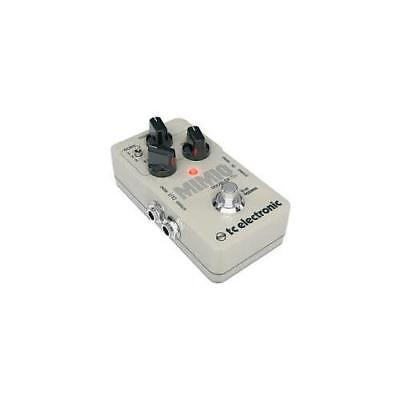 TC Electronic Mimiq Doubler Realistic Guitar Doubling Effects Stompbox Pedal