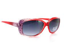 Elle Kinder Sonnenbrille / Kids Sunglasses EL18252 RE Rot Glas Grau-verlauf