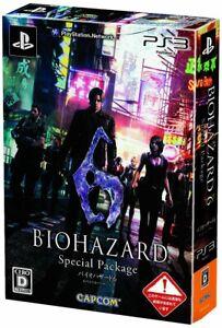 biohazard-Xbox-360-Xbox360-bio-hazard-6-Special-Package