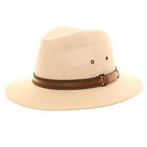 Clásico Unisex De Calidad 100 % Algodón Verano Panamá sombrero tipo Fedora  Trilby Con Banda 087fdcce91b
