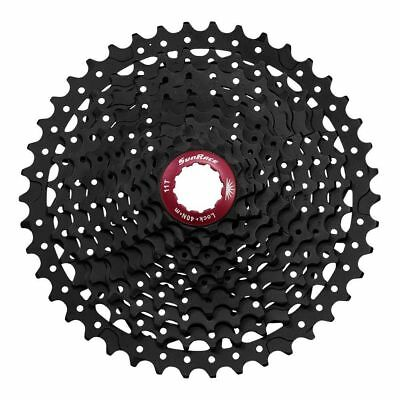 Cycling Sunrace Mx3 Mountain Bike Bicycle Shimano 10 Speed Cassette 11-40t Or 42t Cassettes, Freewheels & Cogs