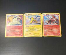 55//162 Raikou Holo Rare Near Mint Pokemon XY Breakthrough