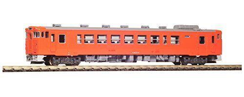 Platz Z40-01T Z Scale Diesel Train KIHA 40-2000 (JNR Vermilion) (1 22 From japan