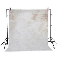 3x5ft Studio Photo Color Backdrop Background Wood Floor Wall Grey Tie-dye on sale