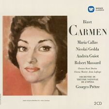 Bizet / Callas - Carmen [New CD]