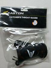 Mizuno Baseball Protective Catcher/'s Throat Guard Black 380264