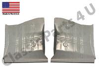 Front Floor Pans Skylark Cutlass Monte Carlo 1964-72 Pair Free Shipping