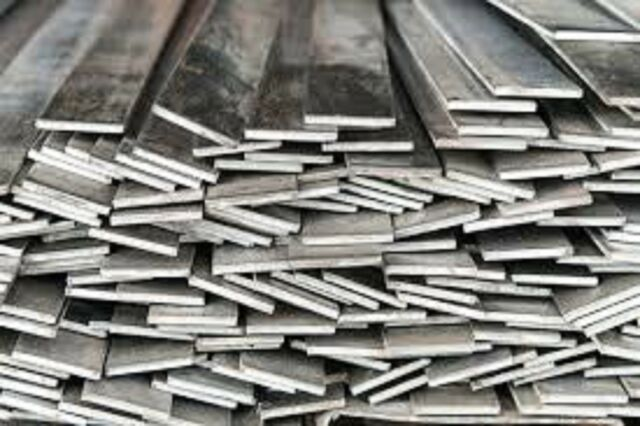 """3 pieces 1//4/"""" x 3//4/"""" 10/"""" Lengths 304 Stainless Steel Flat Bar Plate"""
