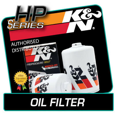 Hp-1017 K&n Filtro Olio Adatto A Vw Routan 4.0 V6 2009-2010 Van-